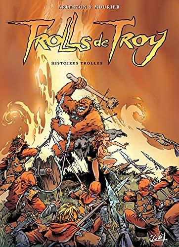 Couverture du livre Trolls de Troy Vol. 1: Histoires Trolls Preview