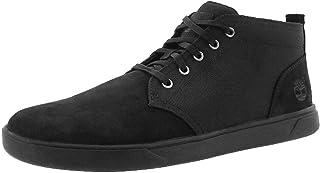 حذاء رياضي رجالي جروفتون ال تي تي تشوكا من الجلد والقماش من تيمبرلاند