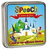 Asmodée - JP50 - Jeux d'ambiance - Speech Conte de Fées