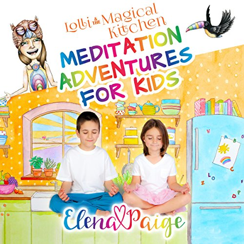 Lolli and the Magical Kitchen audiobook cover art