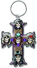Guns N Roses Schlüsselring Keychain Appetite for destruction Nue offiziell metal