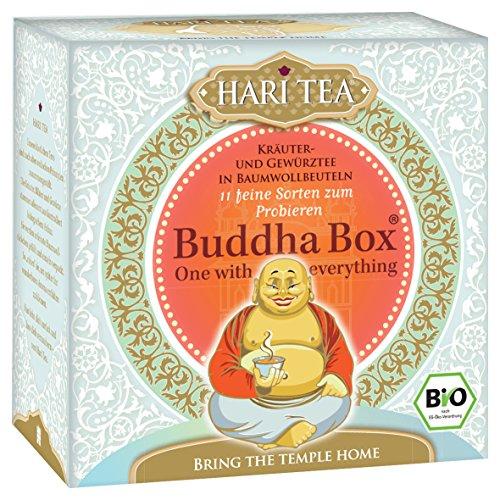 Hari Tea Bio Buddha Box Teemischungen, 22 g