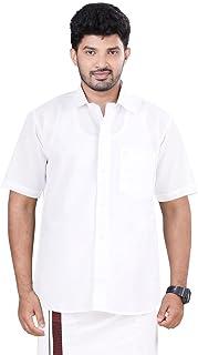 MCR Liberty Men's Cotton half Sleeve Shirt