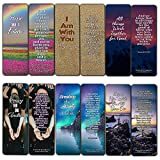 Bible Verses Bookmarks for Those Dealing with Disappointment (30 Pack) - Handy Reminder About Overcoming Disappointments in Life