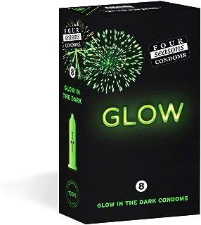 Four Seasons Glow N Dark 8 Pack