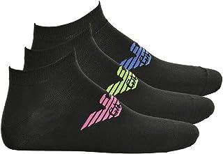 Calcetines deportivos para Hombre, Paquete de 3 - grande Logo
