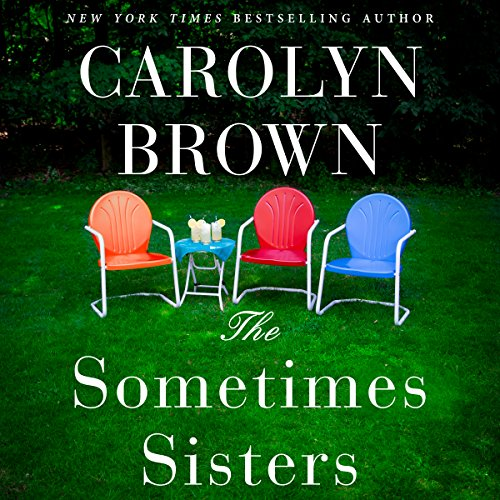 The Sometimes Sisters audiobook cover art