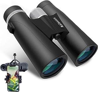 [2019 Upgraded] Binoculars with Night Vision(Low),Kalawen 10x42 Binoculars for Adults Compact,Waterproof Fogproof Binoculars for Bird Watching Concert Theater Opera Stargazing Hunting Traveling
