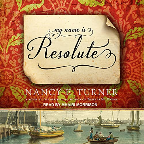 Couverture de My Name Is Resolute