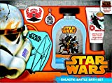 Set de baño Star Wars Galáctica Batalla, 1 pieza