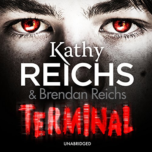 Terminal                   By:                                                                                                                                 Kathy Reichs,                                                                                        Brendan Reichs                               Narrated by:                                                                                                                                 Cristin Milioti                      Length: 11 hrs and 39 mins     1 rating     Overall 5.0