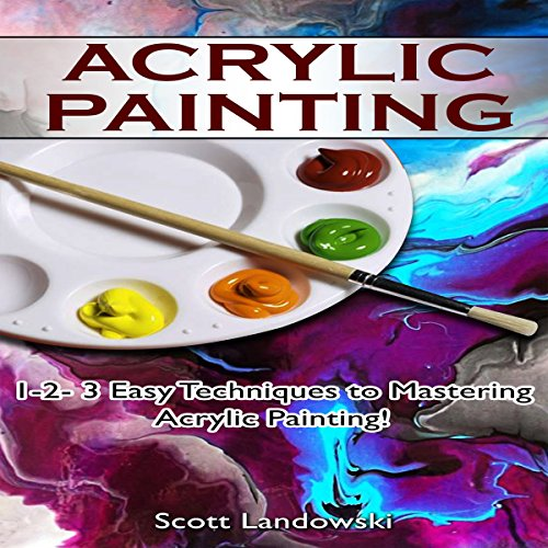 Acrylic Painting audiobook cover art