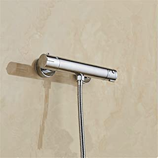 Hlluya Professional Sink Mixer Tap Kitchen Faucet The Thermostatic Faucet Solar Electric Water Heater Water Mixing Valve Thermostatic Valve Shower Faucet