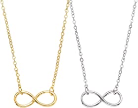 Best infinity friendship necklace Reviews