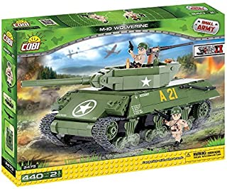 SMALL ARMY /2475/ M-10 Wolverine 440 Building Bricks by Cobi