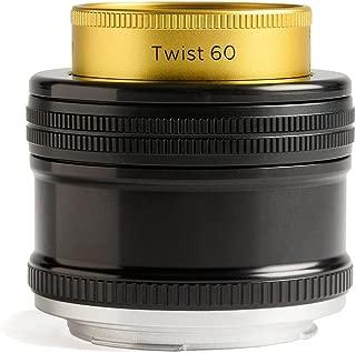 twist 60 lens