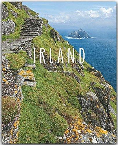 IRLAND - Ein Premium***-Bildband in stabilem Schmuckschuber mit 244 Seiten und über 335 Abbildungen - STÜRTZ Verlag