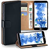 MoEx® Book-style flip case to fit LG L Bello 2 |