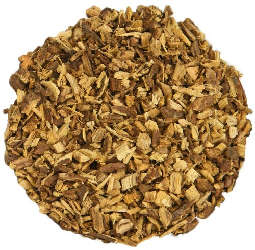 Liquorice Root Milled Loose Leaf Tea Caffeine-Free by Simpli-Special for Hot or Iced Tea (20g in Resealable Pouch)