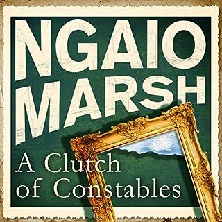 Page de couverture de Clutch of Constables