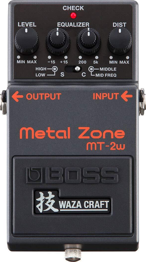 リンク:MT-2W Metal Zone