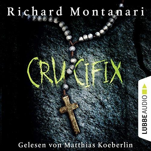 Crucifix audiobook cover art