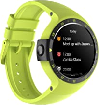 Ticwatch S Aurora Smart Watch,1.4 inch OLED Display, Android Wear 2.0,Compatible with iOS and Android, Your Sports Companion (Renewed)