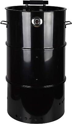 Esschert Barrel Smoker Medium Black