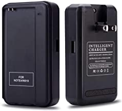 Samsung Galaxy Note 4 Specialized Battery Charger: Lrker Special Intelligent Portable USB Travel Wall Charger for Samsung Galaxy Note 4 Spare battery EB-BN910BBE - Battery Not Included(1 C)