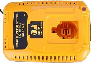 Para Dewalt 7,2 V - 18 V Cargador Ni-CD Ni-MH de para DC9310 Accesorio para herramienta eléctrica de taladro DE9330 DW9116 DE9130