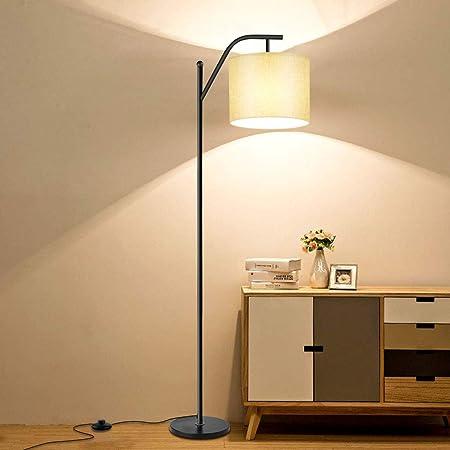フロアライト フロアスタンド フロアランプ 雰囲気を変える LED電球 E26付き 調光調色可能 間接照明 リモコン操作 ロマンチックな楽しい雰囲 装飾照明 北欧