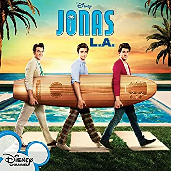 JONAS L.A. (Music from the TV Series)