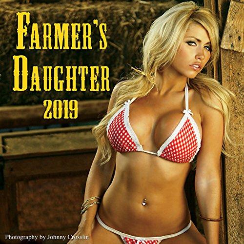 Farmer's Daughter 2019 Wall Calendar