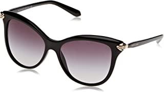 1657a467ce Bulgari 0Bv8188B 501/8G 57 Gafas de Sol, Negro (Black/Gray)
