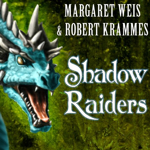 Shadow Raiders audiobook cover art