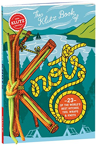 Klutz Book of Knots Activity Kit, Multicolor