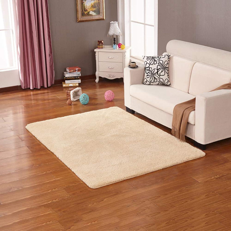Housewaresstore Carpet Super Soft Indoor Modern Non Slip Carpet Plush Fluffy Smooth Living Room Dining Room Bedroom Rug carpet (Size   80X160cm)