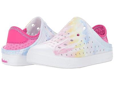 SKECHERS KIDS Foamies Guzman Steps Color Hype 308004N (Toddler)