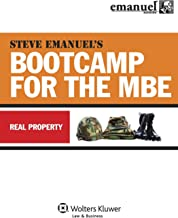 MBE Bootcamp: Property (Emanuel Bar Review)