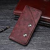 BELLA BEAR Case for Motorola One Pro/One Zoom,Leather