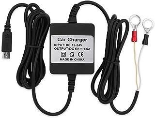TKSTAR Spannungswandler Wechselrichter im Autoladegerät für alle Micro USB Anschlüsse,Android Telefone und GPS Tracker (TK905,TK915,TK102B,TK906,TK907B) 12V 24V
