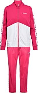 Diadora Tuta Donna L. Suit Cuff 102.174683 01: Amazon.it