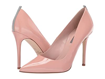 SJP by Sarah Jessica Parker Fawn 100mm (Bare Patent) Women