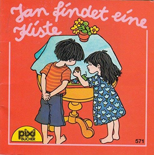 Jan findet eine Kiste - Pixi-Buch Nr. 571 - Einzeltitel aus PIXI-Serie 70