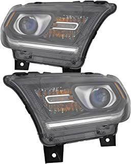 Best 2015 dodge durango headlights Reviews