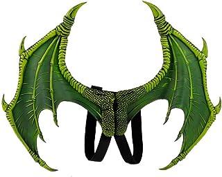 Dragon Wings Bat Wing Halloween Mardi Gras Demon Costume Cosplay Accessory for Adult Kids