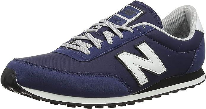 Amazon.com: New Balance Navy 410 Nylon Trainers : Clothing, Shoes ...