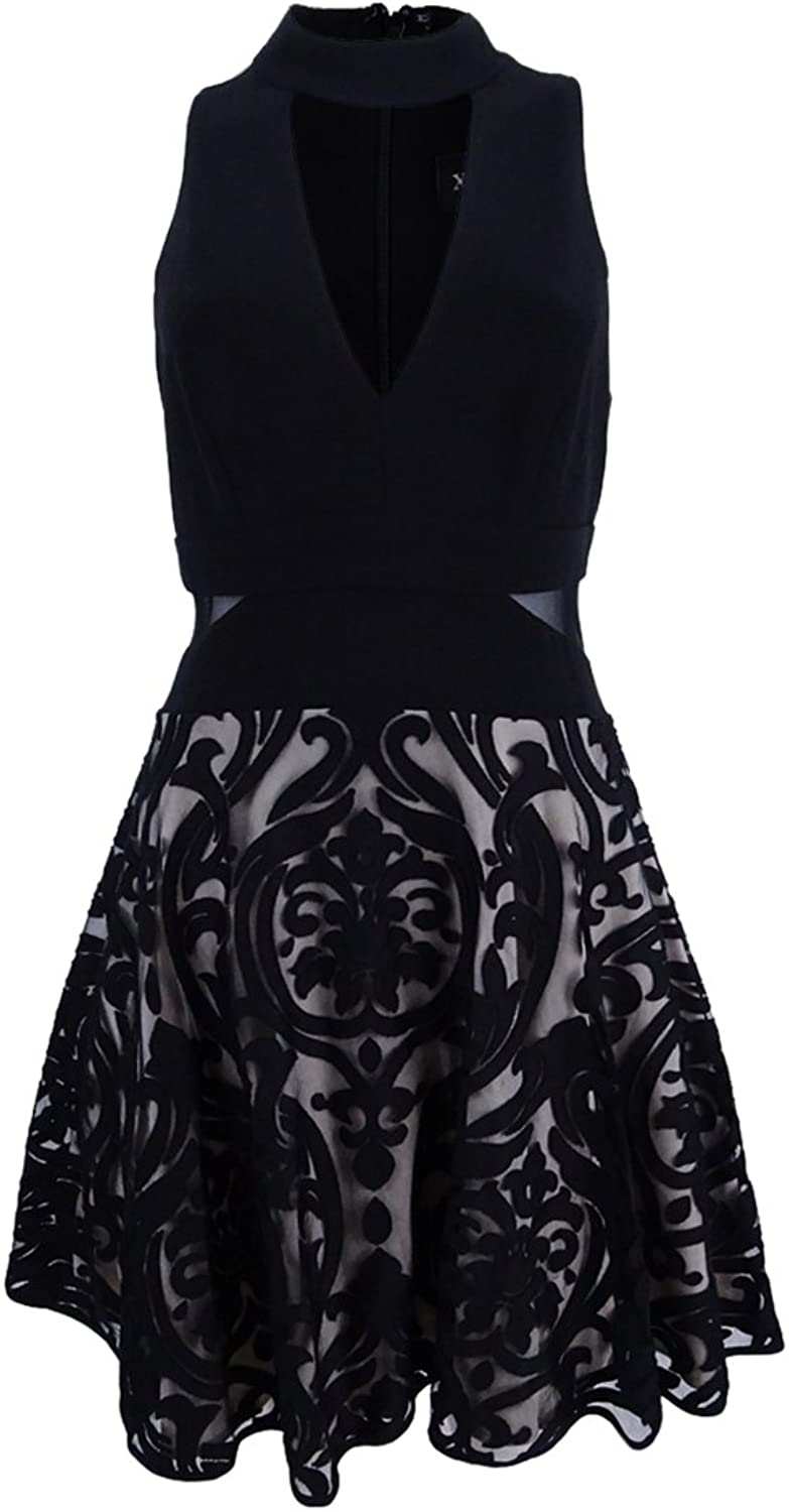 Xscape Womens Mini Special Occasion Party Dress