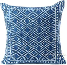 indian block print cushion covers