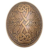 GRACEART Medieval Vikingo Broche (1 X pieza)